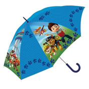 Paw Patrol PW16000 Umbrella, Blue, 45 cm, 45 cm
