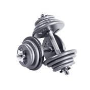 CAP Barbell 34kg Adjustable Dumbbell Set - Pair