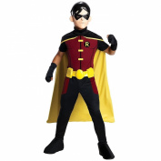 Rubie's Costume Young Justice Robin Child Costume, Small