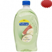 Softsoap Liquid Hand Soap Refill, Crisp Cucumber Melon, 32 Fluid Ounce