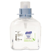 PURELL Advanced Green Certified Instant Hand Sanitizer Foam, 1200mL FMX Refill, 3/Ctn