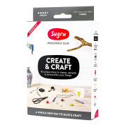 Sugru Mouldable Glue - Create and Craft Kit
