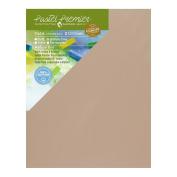 Pastel Premier Sanded Pastel Paper Eco Panel, Medium Grit, 28cm x 36cm , Italian Clay, 1 Package of 2 Panels