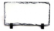15x20cm Rectangle Rock Slate for Sublimation Heat Press Printing SH03 (1) - MATTE