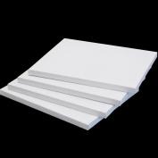 MultiWare 100% Cotton Artist Plain White Stretch Canvas Acrylic Frame Sketch