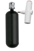 ABS Unisex Activation Unit - Steel Canister + Handle
