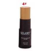 Lovely House Face Concealer Foundation Makeup Full Cover Contour Base Primer Moisturiser Hide Blemish