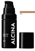 Alcina Silky Matt Foundation Dark 30 ml