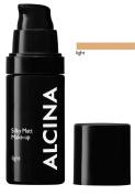 Alcina Silky Matt Foundation Light 30 ml