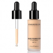 StageColor Liquid Foundation 2nd Skin Serum SPF 15