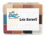 Skin Illustrator On-Set Signature Lois Burwell Makeup Palette PPI Premiere Products Inc Alcohol Activated