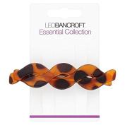 Leo Bancroft Large Barrette Tortilla