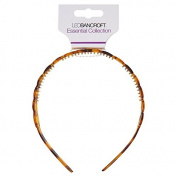Leo Bancroft Plastic Headband Tortilla
