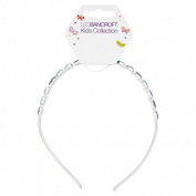 Leo Bancroft Kids Glitter Heart Headband