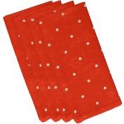 E by design Geometric Print Napkin