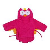 0-2 years Old SO-buts Baby Bathrobe Boy Girl Velvet Robe Cartoon Towel Pyjamas Dress Clothes