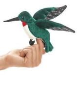 Mini Hummingbird Finger Puppet by Folkmanis - 2691