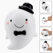 Squeeze Squishy Water Drops Slow Rising Cream Scented Decompression Toys Relieves Stress Soft Toy for Children and Adults Pretty Gifts Cellphone Key Chain Charm