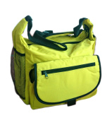 Changing Bag (Includes Changing Mat, Lime