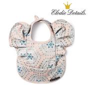 "ELODIE DETAILS Dry bib, Apron for baby, Quick Dry - waterproof ""PINKY WINGS"""