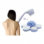 Exfoliating Body Scrub Massage Brush
