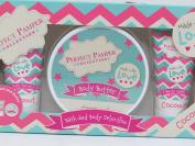Perfect Pamper Coconut Body Butter, Body Scrub,Body Wash