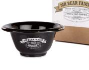 Mr. Bear Porcelain Shaving Bowl Porcel Porcelain – Shave Soap Bowl