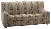 Martina Home duthalia2p Sofa Cover Duplex Elastic, Fabric, Multicolor, 39 x 60 x 6 cm