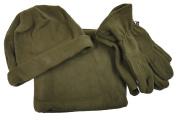 GMK Hart of 10 Clothing Hat Snood Scarf Gloves Combi Gamekeeper Green 5000