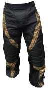 *SALE* CKSN Deniable-Ops Paintball Airsoft Hunting Fishing Pants DIGICAM Trousers Tactical Military Paintballing Outdoor Shooting Clay Metal Detecting - Padded Knees Fully Lined - Lumber Padding and Insulation
