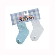 Lee Middleton Blue Play Baby Doll Socks