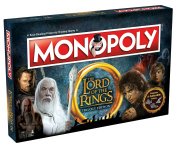 The Lord of the Rings Trilogy Monopoly