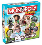 Baby Animals Junior Monopoly