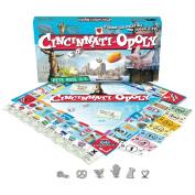 Late for the Sky Cincinnati-opoly Game