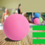 ThinkMax Therapy Massage Ball for Deep Tissue Accupoint Muscle Relax Myofascial Release Random Colour