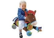 K's Kids Tony the Pony Ks Ride on Soft Activity Toy Horse