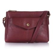 Ollie & Nic Nella cross body handbag - plum