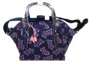 Radley New Season Kenwood Multi-Way Bag In Summer Fig Blue