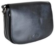 Rowallan Black Saddle Bag 31-9762