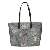 Alviero Martini 1A Classe Women's Shoulder Bag Floral Medium