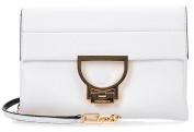 Coccinelle Arlettis Shoulder Bag white