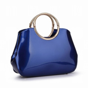Delicate Fashion Handbags Handbags Patent Leather Evening Bag Bridal Bag , red