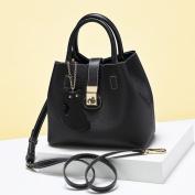 Fashionable Mother Bag Casual Trend Shoulder Messenger Handbag Handbags , red