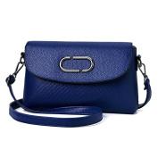 Women crossbody bags,Nylon water resistant lightweight handbag shoulder messenger cross-Body bag multi zip pockets for ladies-C