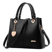 High quality fashion women's handbag tote purse shoulder bag fashion top handle designer bags for ladies-C