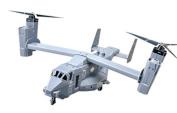 Daron V-22 Osprey Plane 3D Puzzle