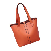 Quistal Women's Handbags, Ladies Large Capacity Shopping Bags Tote Soft Leather Top-Handle Shoulder Bags
