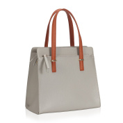 Veevan Handbags Designer Tote Shoulder bags for Women Grey