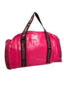 Pineapple Raspberry Strap Dance Gym Bag Flight Holdall