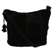 Christian Wippermann® Women's Cross-Body Bag Black black 36 x 28 x 15 cm